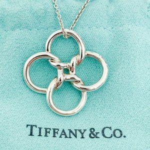 Tiffany & Co. | Elsa Peretti Quadrifoglio Pendant